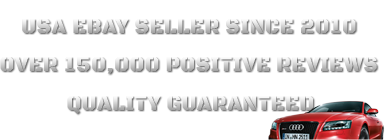 USA eBay seller since 2010 - OVER 150,000 Positive reviews - Quality Guaranteed
