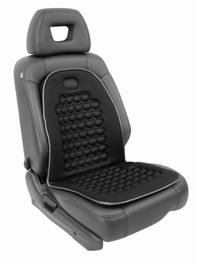 Universal Black Therapeutic Massage Seat Protector Cushion
